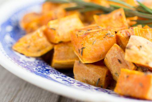 Geroosterde Zoete Aardappelsalade
